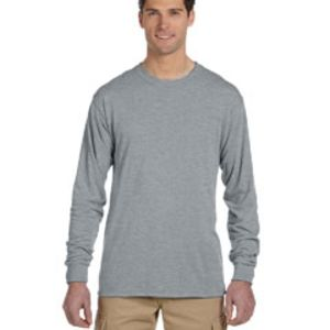 Adult 5.3 oz. DRI-POWER® SPORT Long-Sleeve T-Shirt Thumbnail