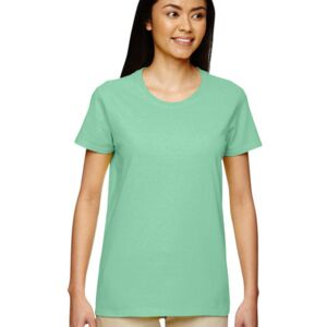 Ladies'   Heavy Cotton™ 5.3 oz. T-Shirt Thumbnail