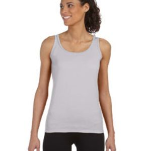 Ladies' Softstyle®  4.5 oz. Fitted Tank Thumbnail