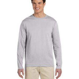 Adult Softstyle®  4.5 oz. Long-Sleeve T-Shirt Thumbnail