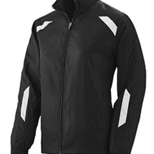 Ladies Water Resistant Micro Polyester Jacket Thumbnail