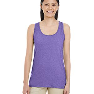 Ladies' Softstyle®  4.5 oz. Racerback Tank Thumbnail