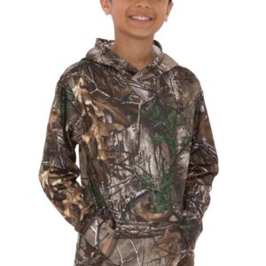REALTREE TECH FLEECE HOODED YOUTH SWEATSHIRT Thumbnail